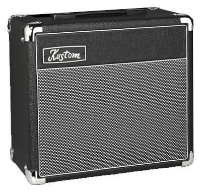 Kustom Defender V5 Tube Guitar Combo Amplifier