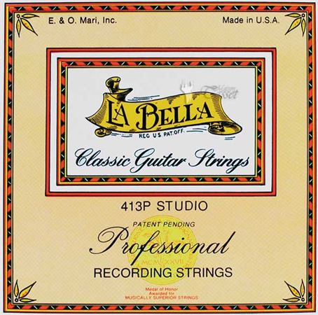 La Bella 413P Studio Classica Guitar Strings
