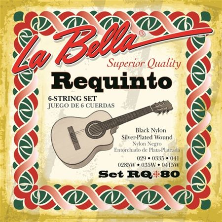 La Bella Requinto String Set