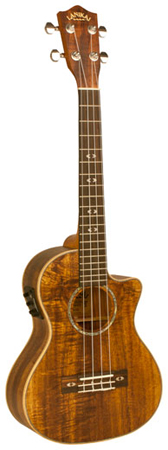 Lanikai CKTEK Acoustic Electric Tenor Ukulele