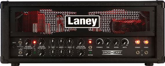 Laney IRT120H Ironheart Guitar Amplifier Head
