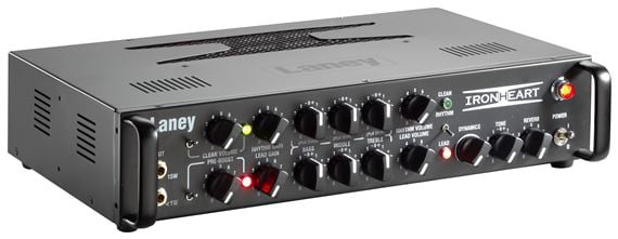 Laney IRTStudio Ironheart Tube Guitar Amplifier Head