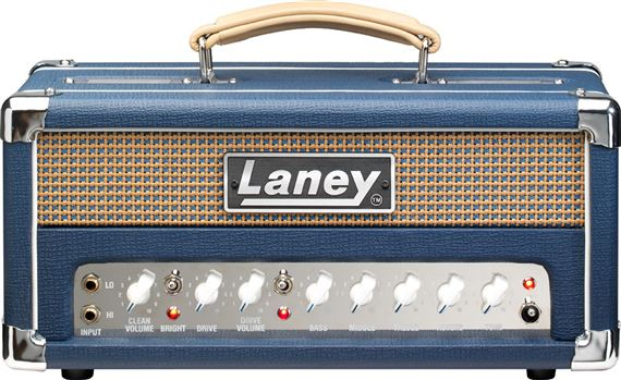 Laney L5 Studio Guitar Head and Interface with Load Box