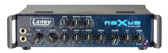 Laney Nexus SLS Bass Amplifier Head 500 Watts