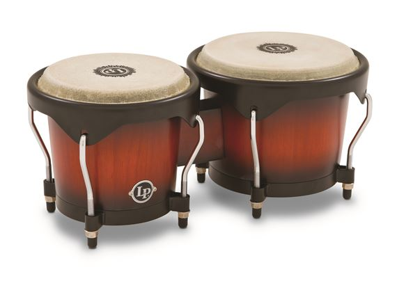 Latin Percussion LP 601NY City Wood Bongos