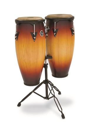 Latin Percussion LP 646NY City Wood Congas