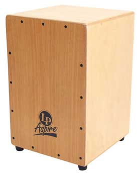 Latin Percussion Aspire Cajon Toneful Box