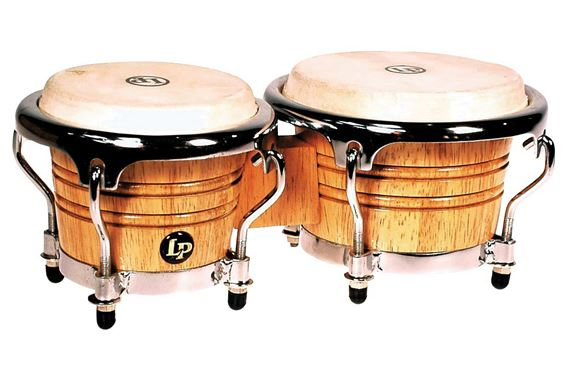 LP Music Collection LPM 199 Mini Tunable Bongos