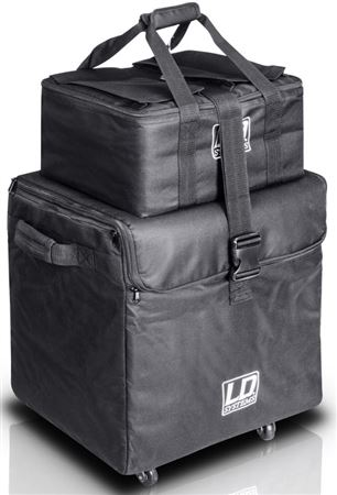 LD Systems Dave 8 Roadie Transport Bags