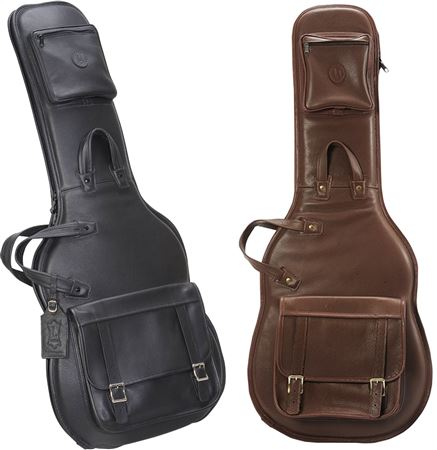 Levy's LM18 Leather Electric Guitar Gig Bag