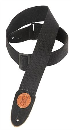Levys MSSC8 2 Inch Signature Series Cotton Guitar Strap