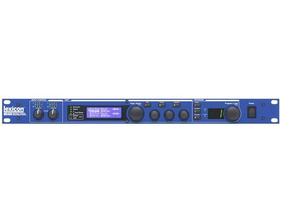 Lexicon MX400 Dual Stereo Surround Reverb Processor with USB