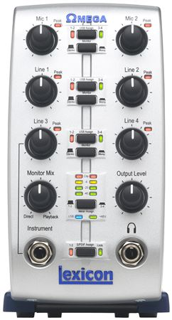 Lexicon Omega Studio USB Audio Interface