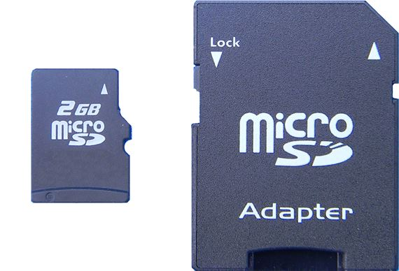 LIF 2GBMICROSD LIST Product Image