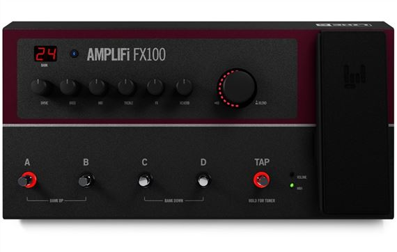LIN AMPLIFIFX100 LIST Product Image