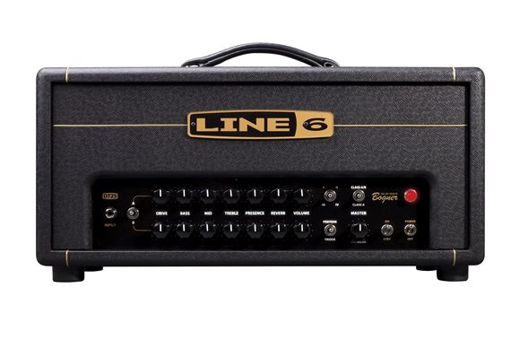 Line 6 DT25 Guitar Amplifier Head