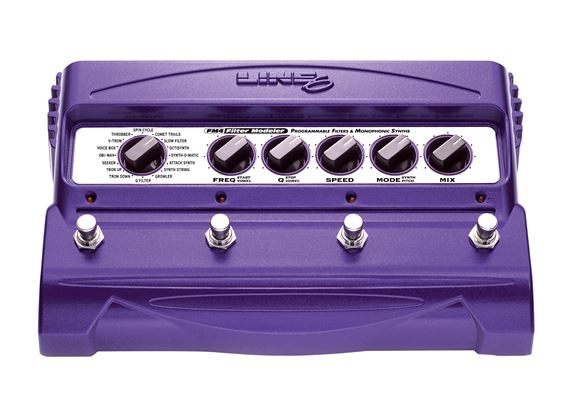 Line 6 FM4 Filter Modeler Effects Pedal