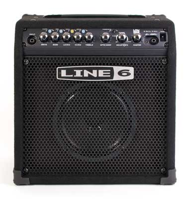 Line 6 LowDown LD15 Bass Guitar Combo Amplifier