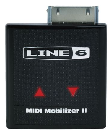 Line 6 MIDI Mobilizer II iPhone MIDI Interface
