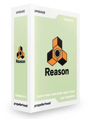 Propellerhead Reason 6.5 Upgrade