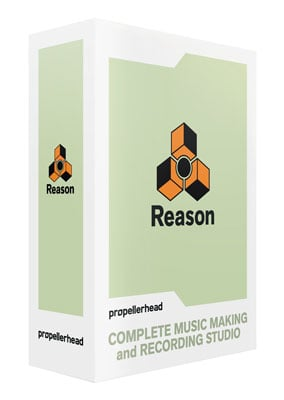 Propellerhead Reason 6 Music Production Software