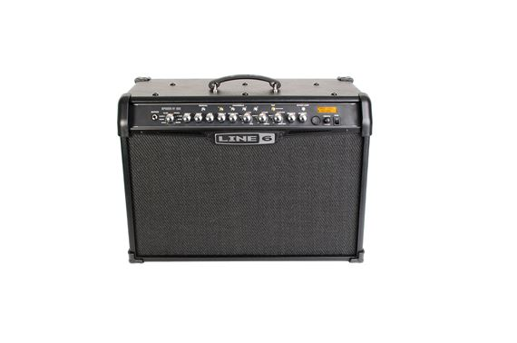 Line 6 Spider IV 120 Guitar Combo Amplifier
