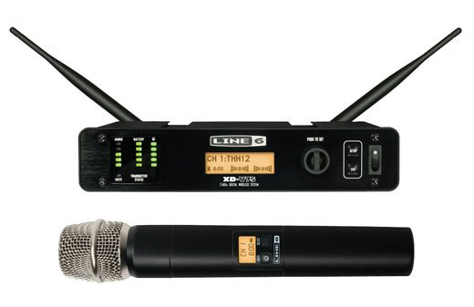 Line 6 XDV75 Digital Wireless Handheld Microphone System