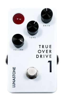 LunaStone TOD1 True Overdrive Pedal