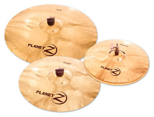 Zildjian Planet Z Z4 Cymbal Package