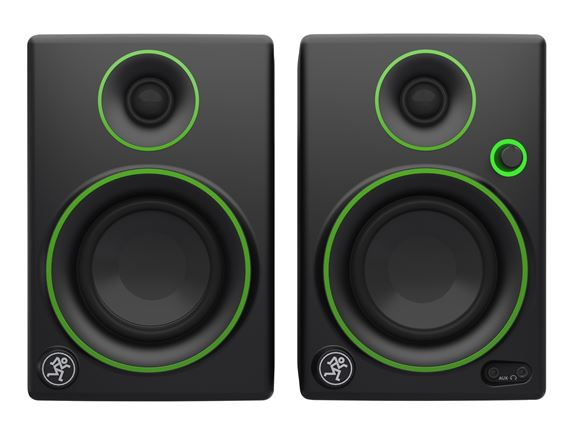 Mackie CR3 Creative Reference Multimedia Desktop Monitors Pair