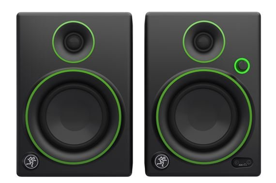Mackie CR4 Creative Reference Multimedia Desktop Monitors Pair