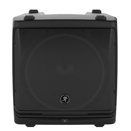Mackie DLM12 12 Inch 2000 Watt Full Range Powered Loudspeaker