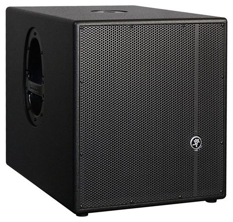Mackie HD1501 15 Inch 1200 Watt Active PA Subwoofer