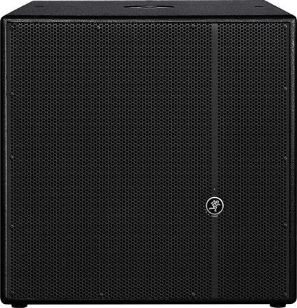 Mackie HD1801 18 Inch 1600 Watt Active PA Subwoofer
