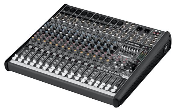 Mackie ProFX16 Compact Mid-Format USB Mixer with Effects