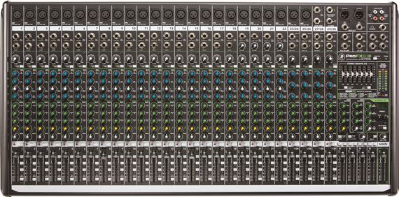 Mackie ProFX30v2 30 Channel 4 Bus FX Mixer with USB