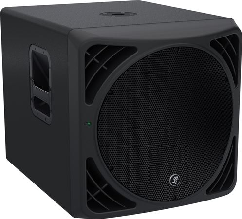 "Mackie SRM1550 1200 Watt 15"" Portable Powered Subwoofer"