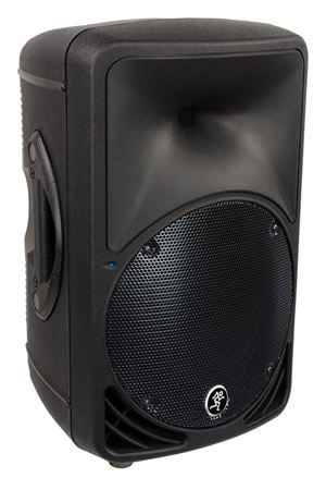 Mackie SRM350 V2 Original Black Powered PA Speaker