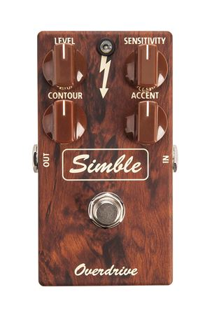 Mad Professor Simble Overdrive and Boost Pedal