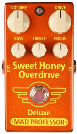 Mad Professor Sweet Honey Deluxe Overdrive Pedal