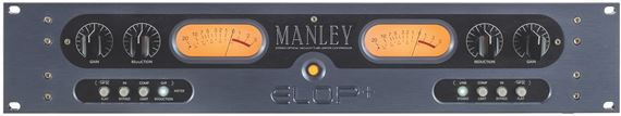 Manley ELOP Plus Stereo Electro Optical Compresser Limiter