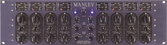 Manley Massive Passive Stereo Equalizer