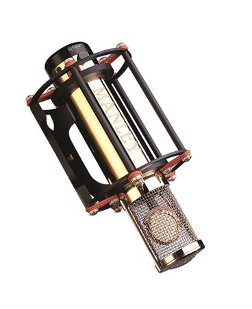 MANLEY Reference Mono Gold Multi Pattern Condenser Microphone