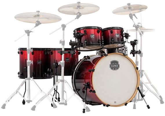 Mapex Armory Studioease Fast Size Shell Kit Drum Set