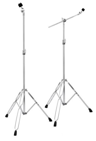 Mapex Rebel B200RB And C200RB Straight And Boom Cymbal Stands Package