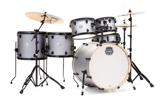 Mapex Storm 6 Piece Drum Set with Hardware