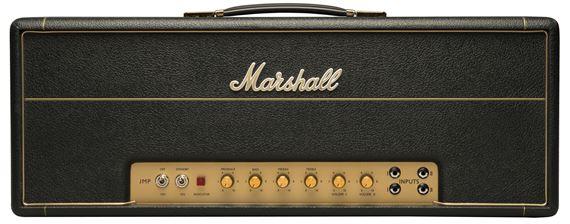 Marshall 1959HW Hand Wired Guitar Amplifier Head