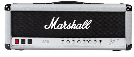 Marshall 2555X Silver Jubilee Reissue Guitar Amplifier Head