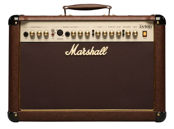 Marshall AS50D Acoustic Guitar Amplifier