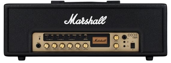 Marshall CODE100 Digital Guitar Amplifier Head